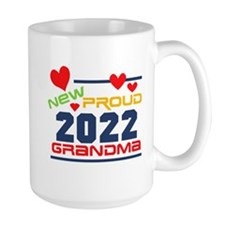 2015 Proud New Grandma Mug