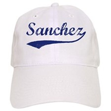 Sanchez - vintage (blue) Baseball Cap