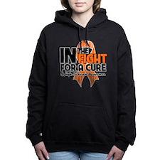 Cure Multiple Sclerosis Women's Hooded Sweatshirt