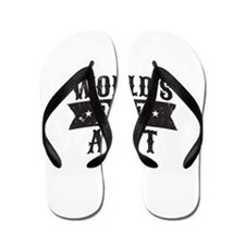 World's Best Aunt Flip Flops