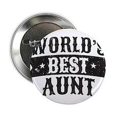 """World's Best Aunt 2.25"""" Button"""