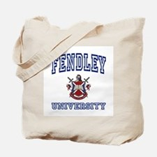 FENDLEY University Tote Bag