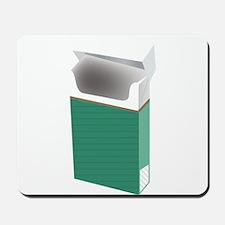 Newport smoke Mousepad