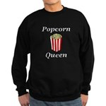 Popcorn Queen Sweatshirt (dark)