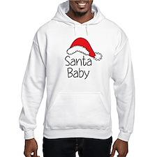 Santa Baby Jumper Hoody