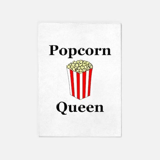 Popcorn Queen 5'x7'Area Rug