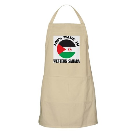 Made In Western Sahara BBQ Apron