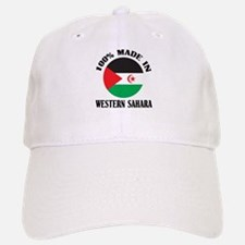 Made In Western Sahara Baseball Baseball Cap
