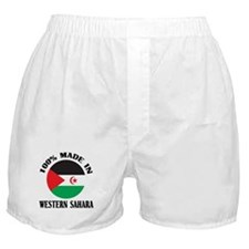 Made In Western Sahara Boxer Shorts
