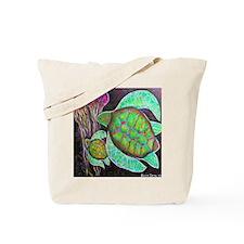 Unique Turtle homes Tote Bag