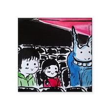 """Donnie Darko - Cinema Scene Square Sticker 3"""" x 3"""""""