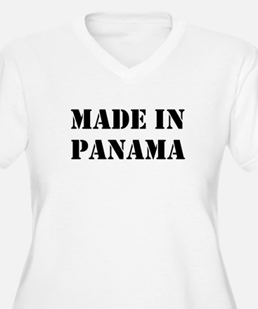 Made in Panama Plus Size T-Shirt