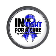 Cure Dysautonomia Wall Clock