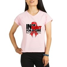 Cure Heart Disease Performance Dry T-Shirt