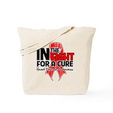 Cure Heart Disease Tote Bag