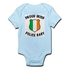 Cute Police Infant Bodysuit