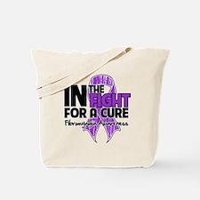 Cure Fibromyalgia Tote Bag