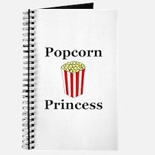 Popcorn Princess Journal