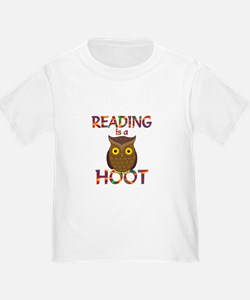 Reading is a Hoot T