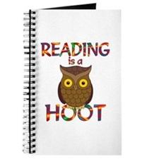 Reading is a Hoot Journal