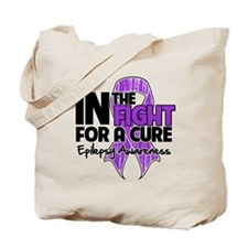 Cure Epilepsy Tote Bag