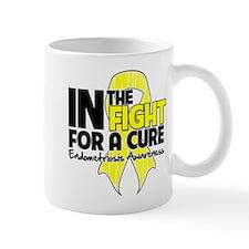 Cure Endometriosis Mug