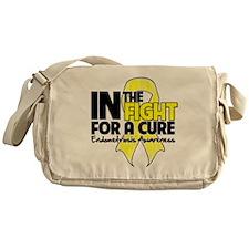 Cure Endometriosis Messenger Bag