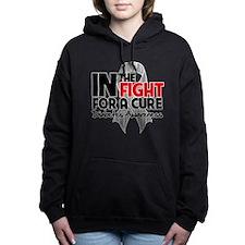 Cure Diabetes Women's Hooded Sweatshirt