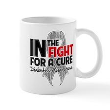 Cure Diabetes Small Mug