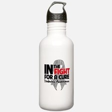 Cure Diabetes Water Bottle