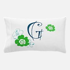 Letter G Pillow Case