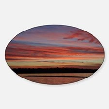 Evening Colors Decal