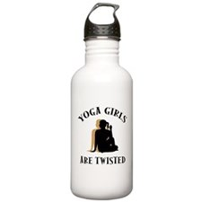 yoga124light.png Sports Water Bottle