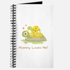 Cute Turtle Mommy and Child Journal