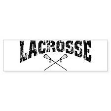 lacrosse22 Bumper Bumper Sticker