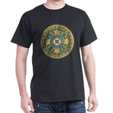 Chinese Pattern Vintage Pattern Cloisonne T-Shirt