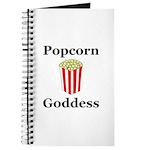 Popcorn Goddess Journal