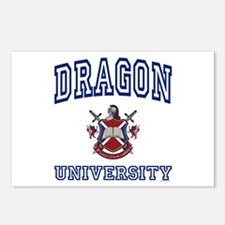 DRAGON University Postcards (Package of 8)