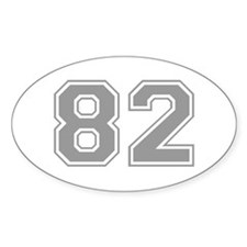 82 Decal