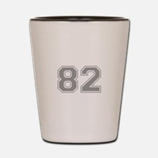 82 Shot Glass