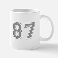 87 Mugs