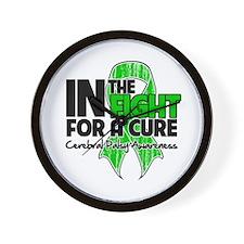 Cure Cerebral Palsy Wall Clock
