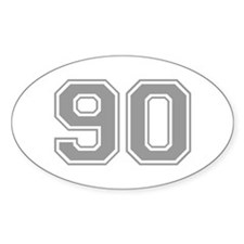 90 Decal