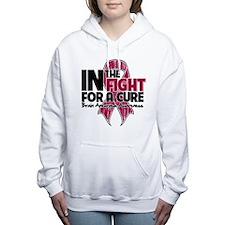 Brain Aneurysm Women's Hooded Sweatshirt