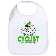 Cute Bicycle racing Bib