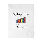 Xylophone Queen Twin Duvet