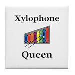 Xylophone Queen Tile Coaster