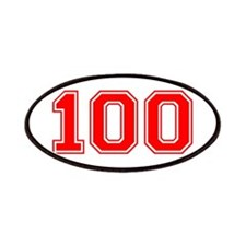 100 Patches