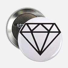 "Diamond 2.25"" Button"