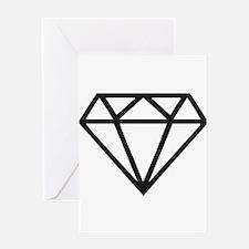 Diamond Greeting Cards